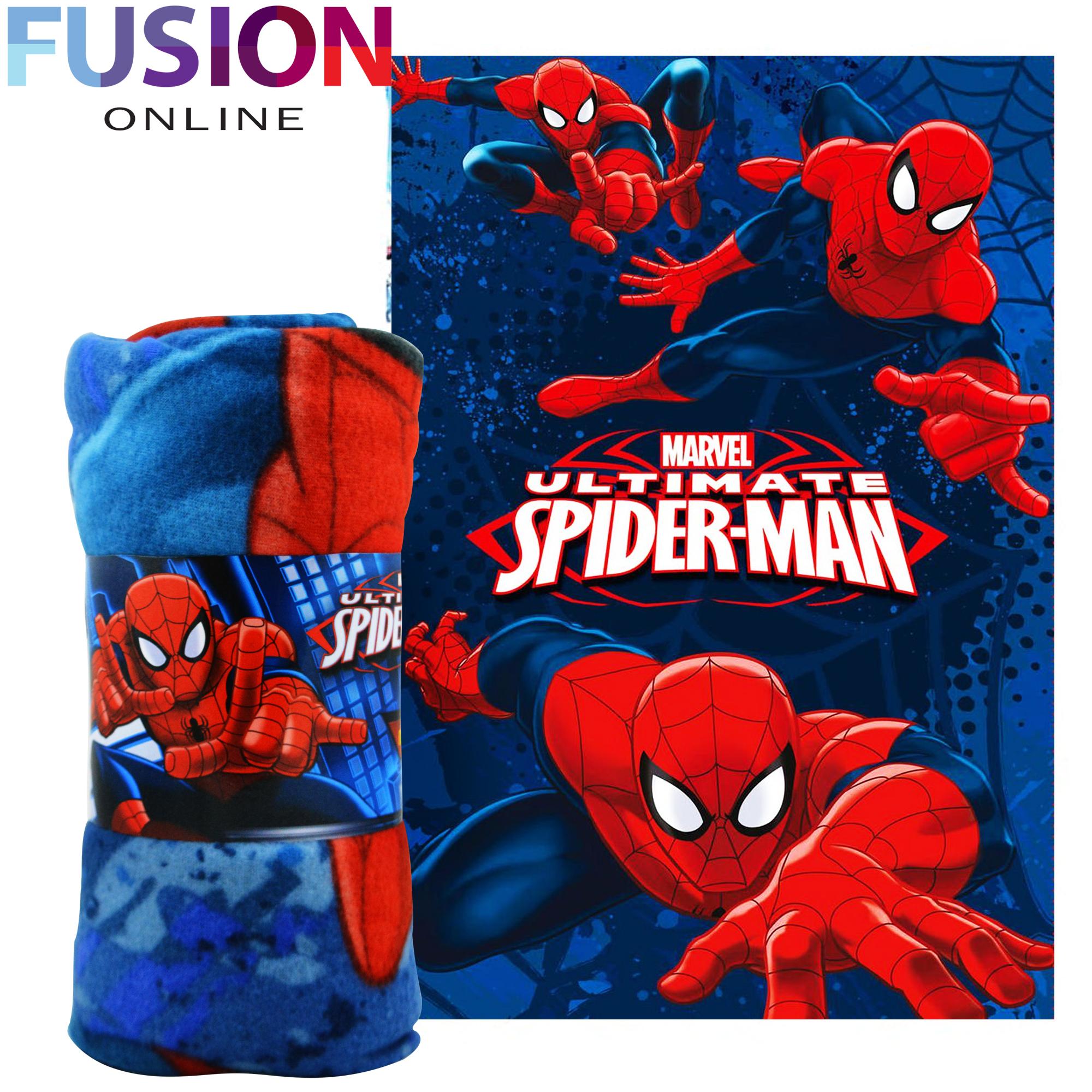 Official Licensed Character Fleece Blankets Disney Kids