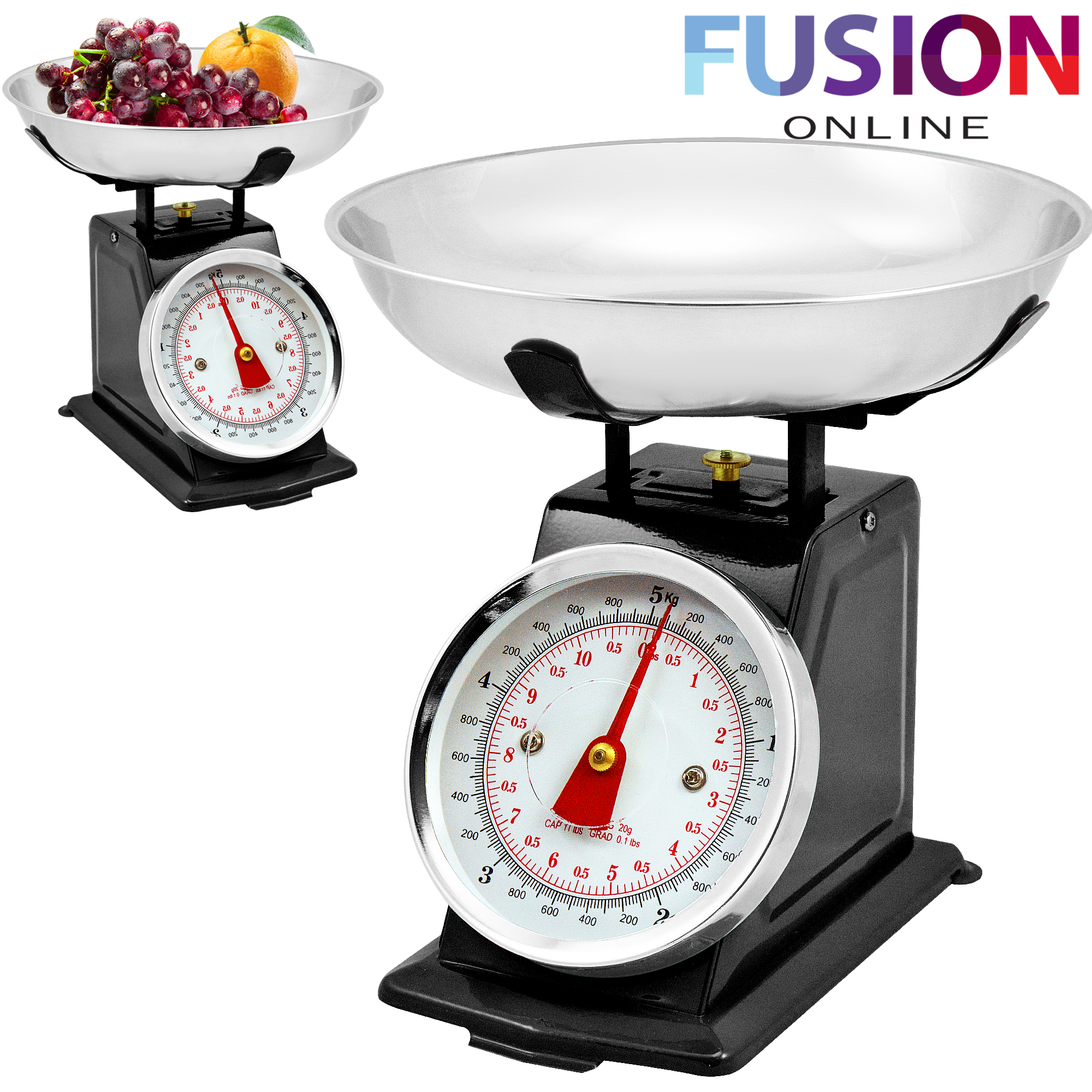 5 kg traditional weighing kitchen scale bowl retro scales for Traditional kitchen scales