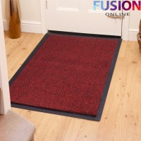 barrier mats sec small red