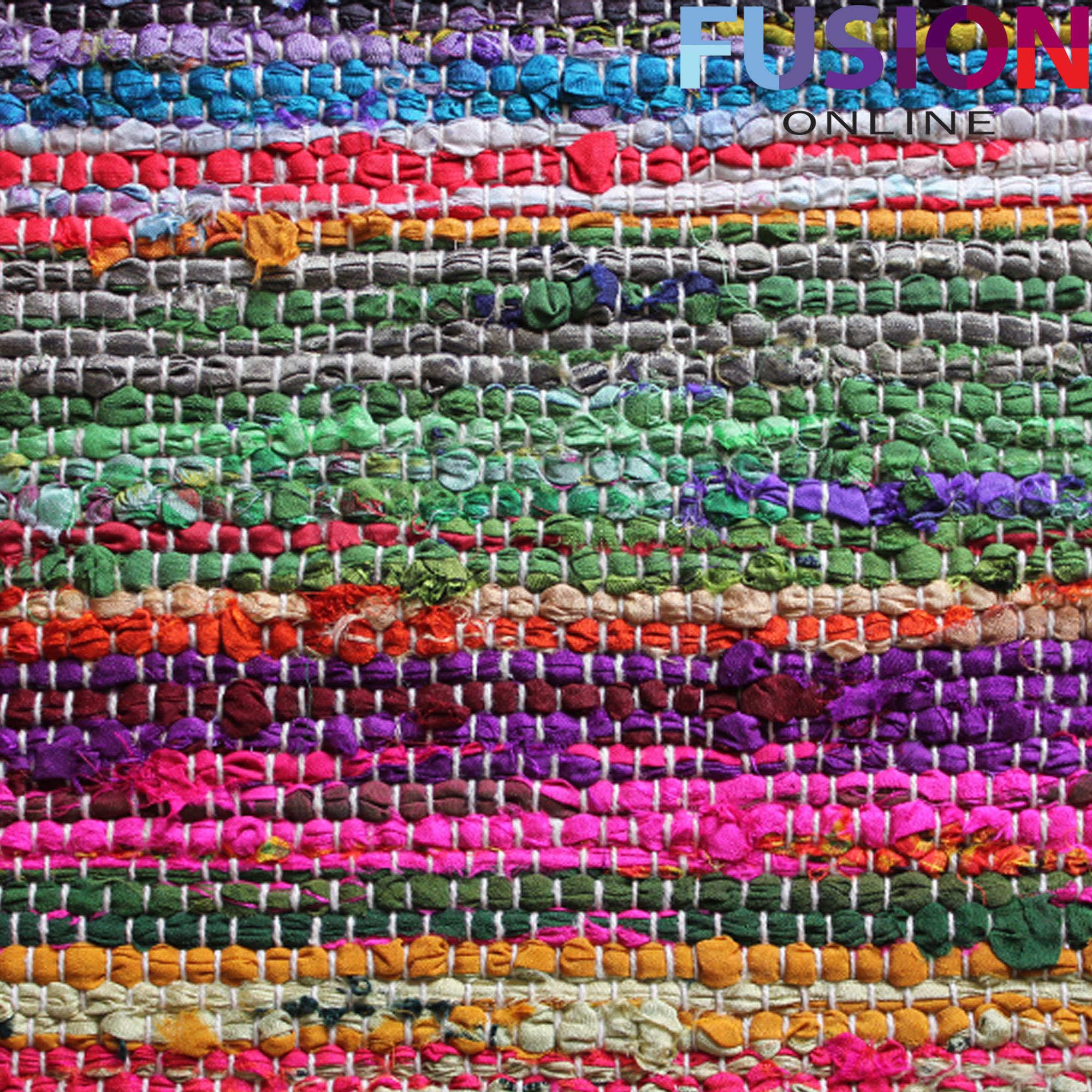Rag Rug Prices: 100% COTTON HANDMADE MULTI COLOUR CHINDI RUG AREA RAG RUGS