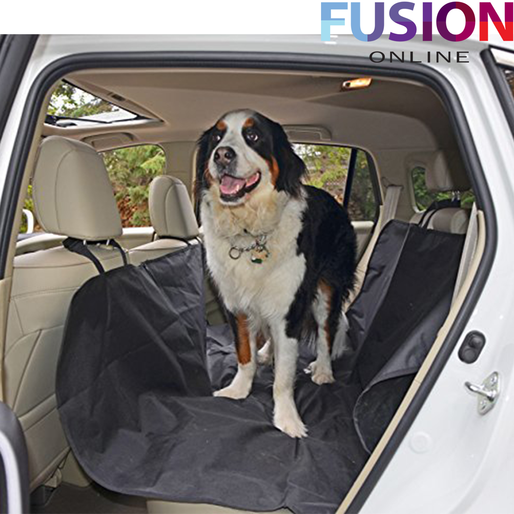 Car Rear Seat Covers For Dogs Uk
