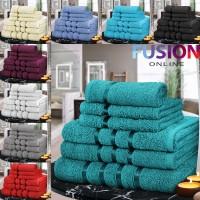 6 piece satin towel main NEW