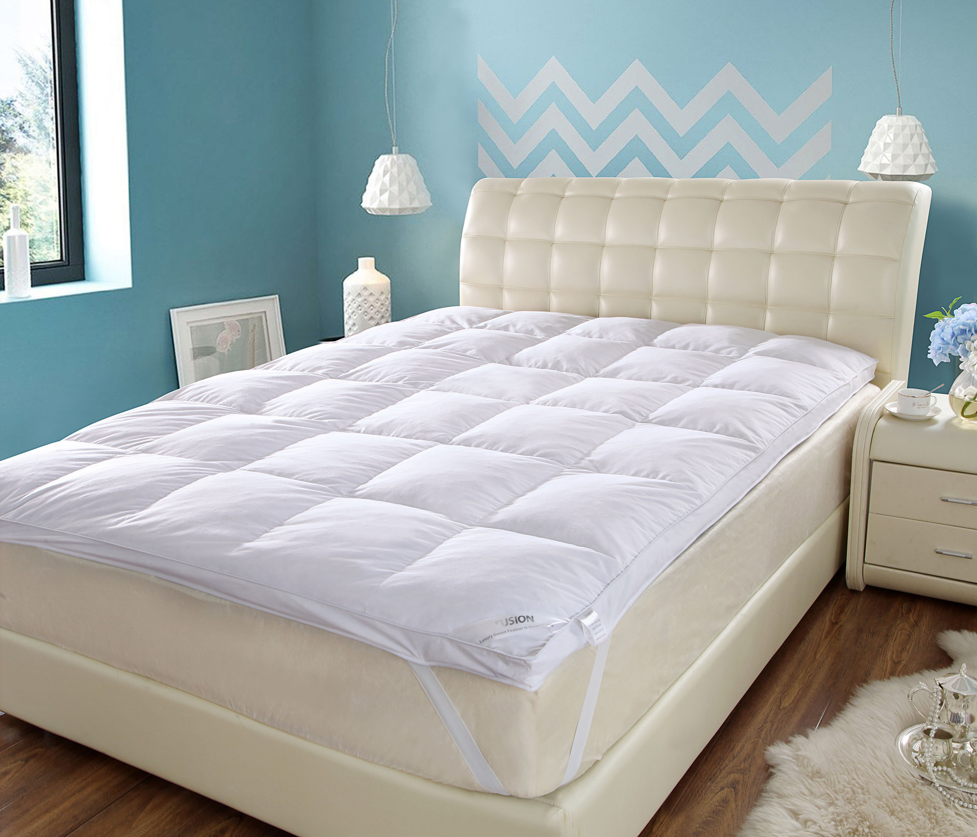 bed before topper overstock choosing com things featherbed guides featherbead to know feather a down