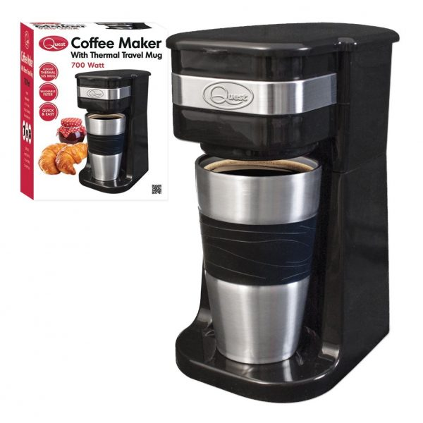 Coffee Maker That Fits Travel Mug : Fusion Online