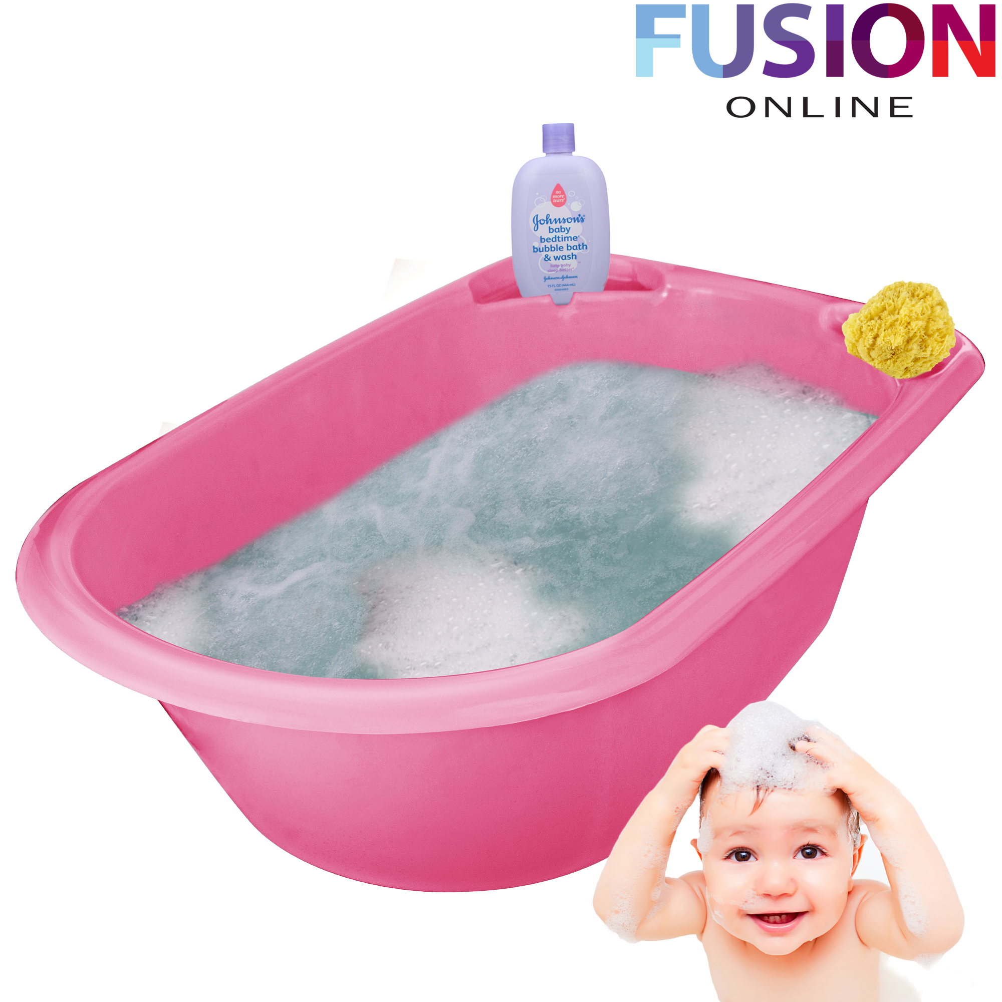 jumbo x large baby bath tub plastic washing time big toddler