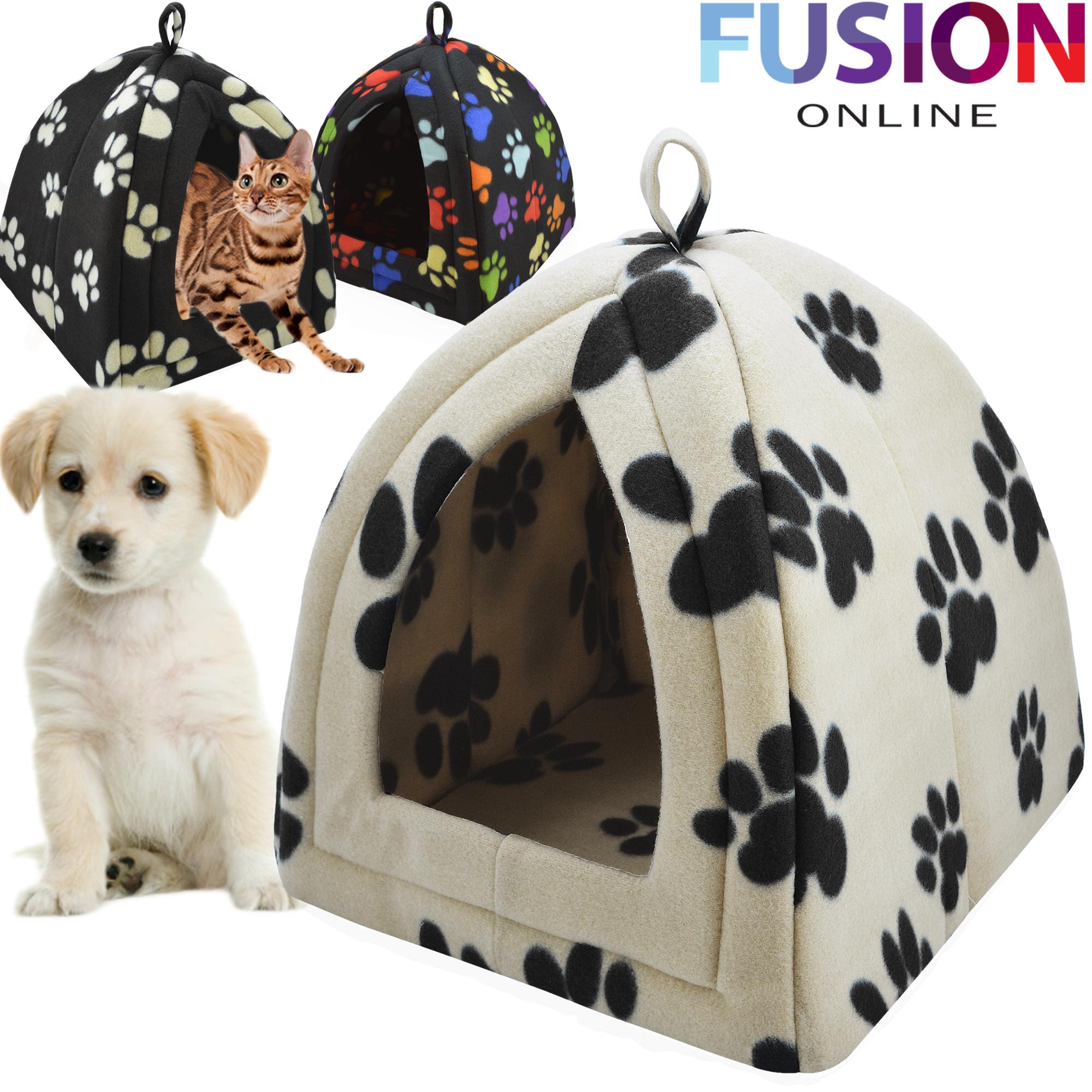Dog Cave Bed Ebay