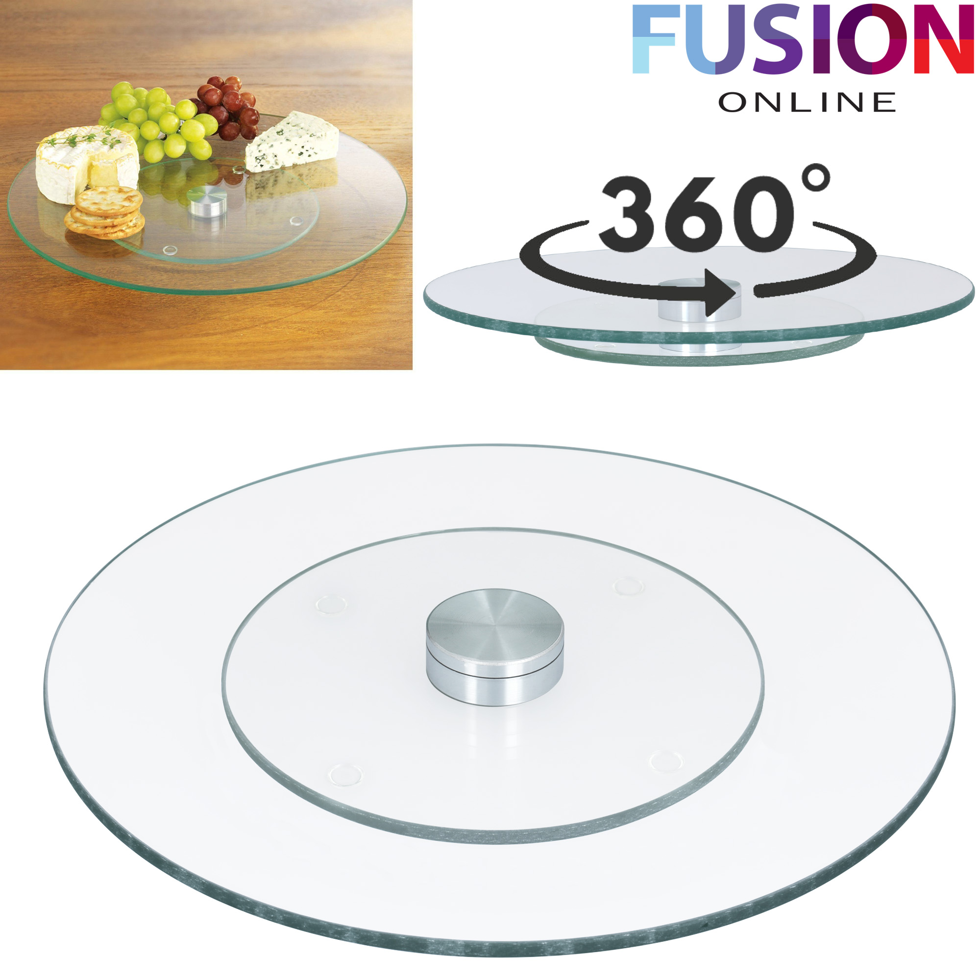 Dining Table Lazy Susan Turntable Images Dining Table Ideas : Lazy Susan glass main from sorahana.info size 2000 x 2000 jpeg 451kB
