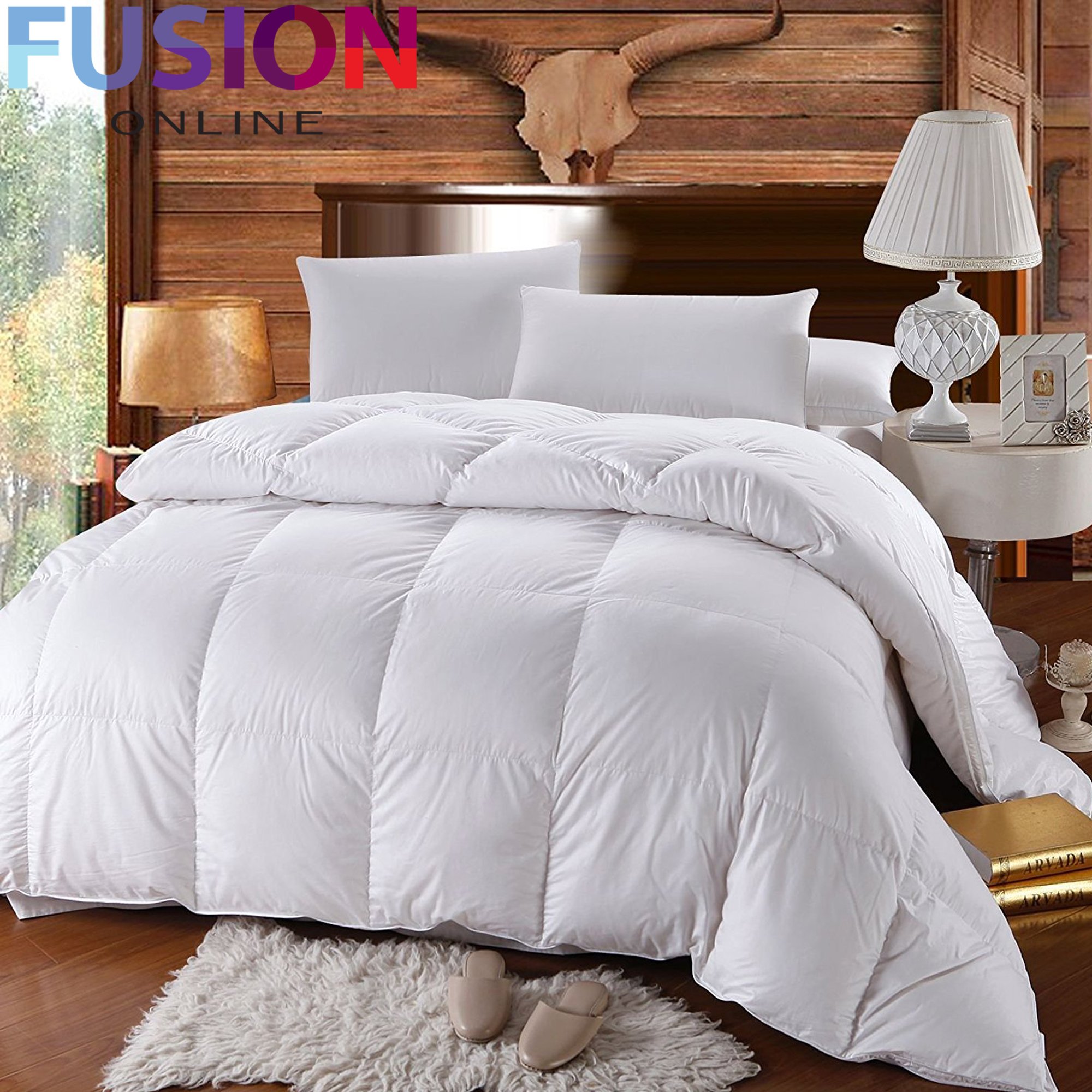 white modernplum feather assorted anna products colors duvet