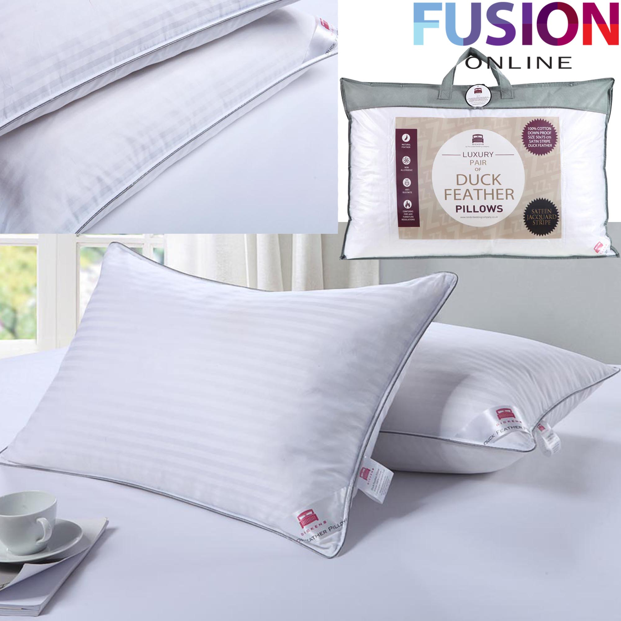 feather fluffing x of your pillows pillow to allergic you att be photo can