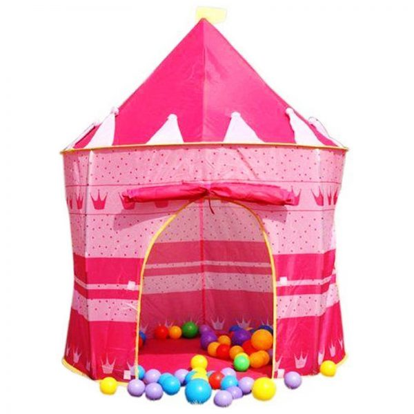 CHILDRENS KIDS POP UP CASTLE PLAYHOUSE GIRLS PRINCESS / BOYS WIZARD u2013 PLAY TENT  sc 1 st  Fusion Online : girl play tent - memphite.com