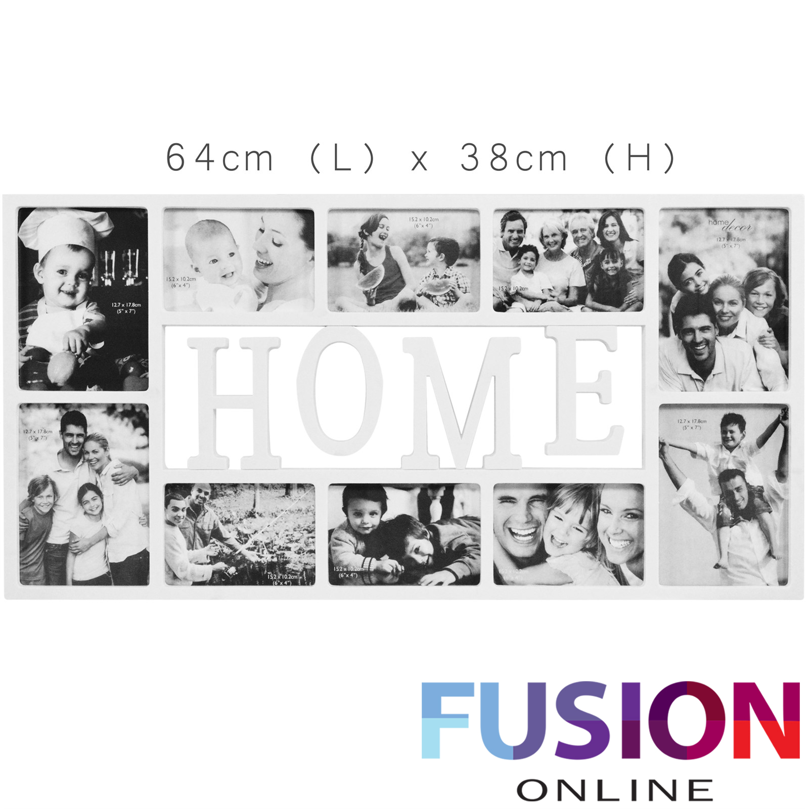 MULTI-PHOTO-FRAMES-PICTURE-HANGING-HOME-DECORATION-WEDDING-
