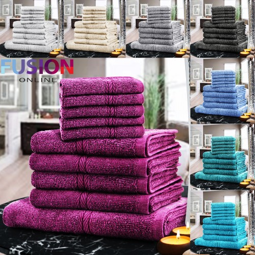 10 Piece towel 786 main
