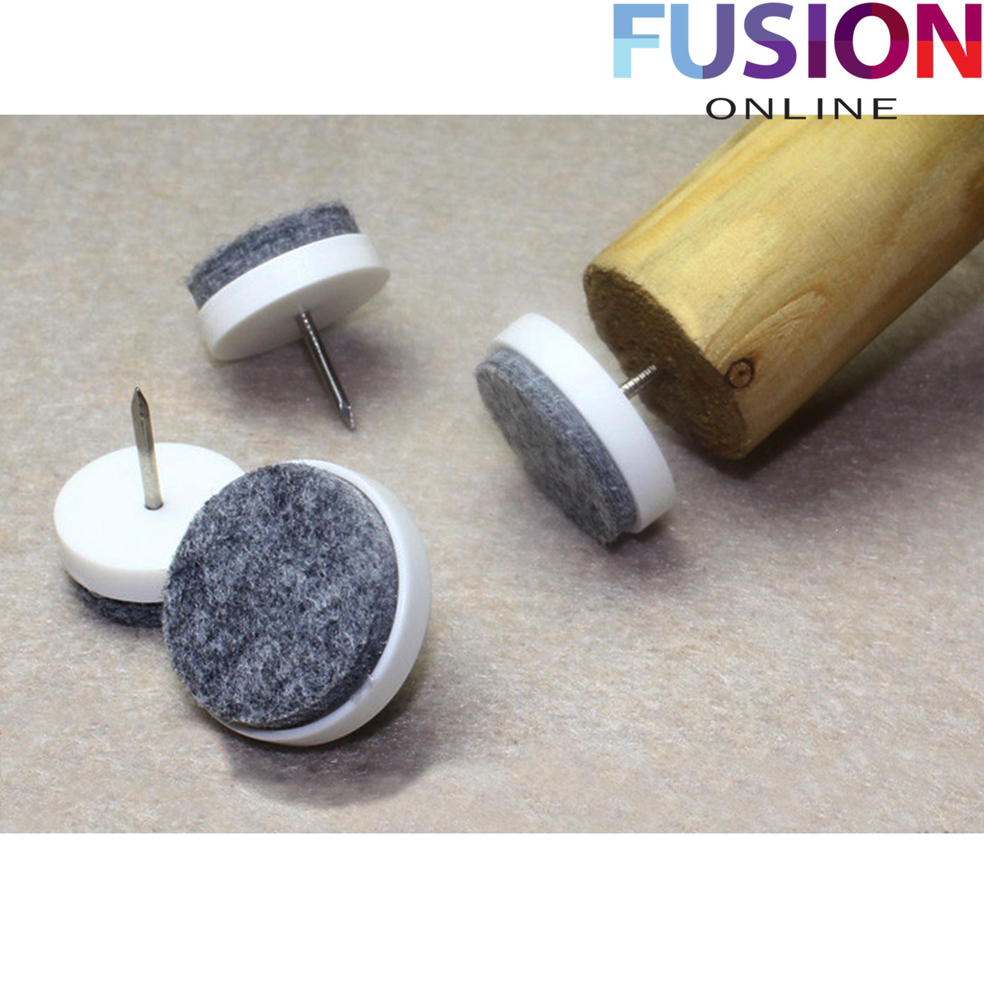 Felt Floor Protectors Nail In Anti Skid Furniture Pads Leg
