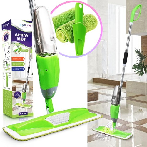 spray mop mainframe GREEN