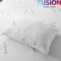 bamboo topper sec pillow