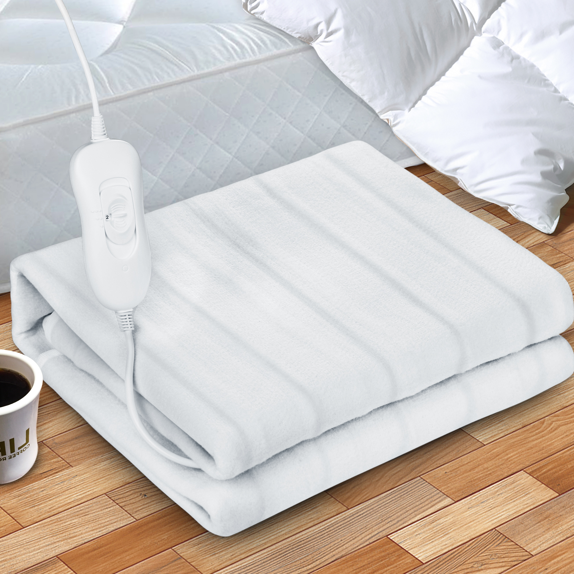 Electric Blanket Heated Single Double King Size Under