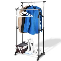 Garment Rack double AMZ MAIN